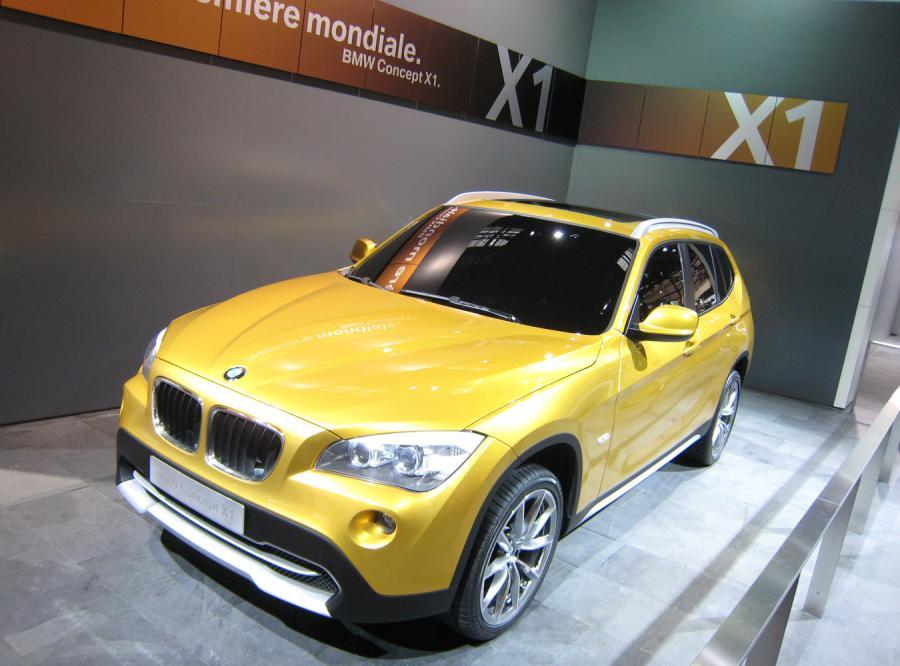 Niemiecki koncern pochwalił się prototypem X1. To mały i wszędobylski SUV - zapowiedź nowego gracza w segmencie samochodów kompaktowych klasy premium