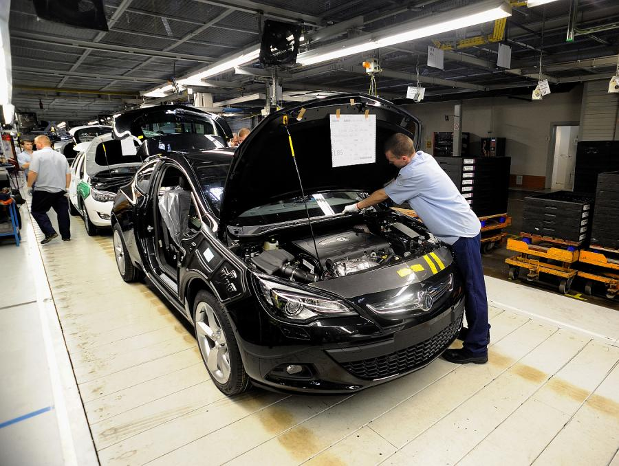 Gliwicka fabryka Opla zmniejszyła zużycie energii o ok. 30 proc.