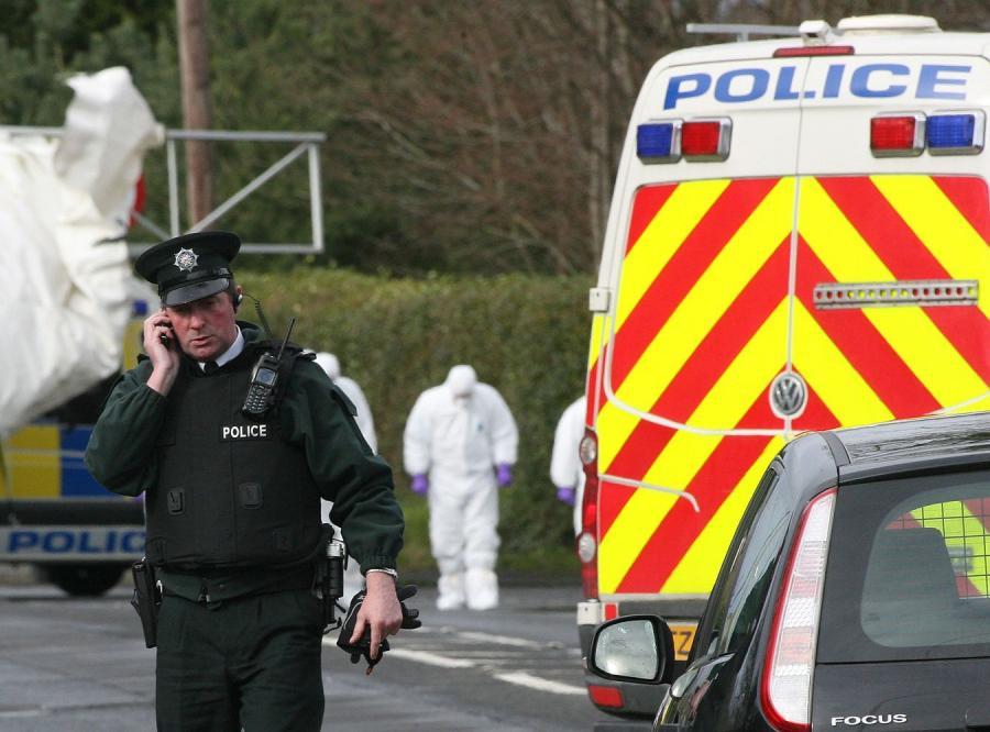 Policja w Antrim