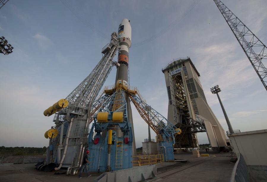 Wystrzelono dwa pierwsze satelity Galileo