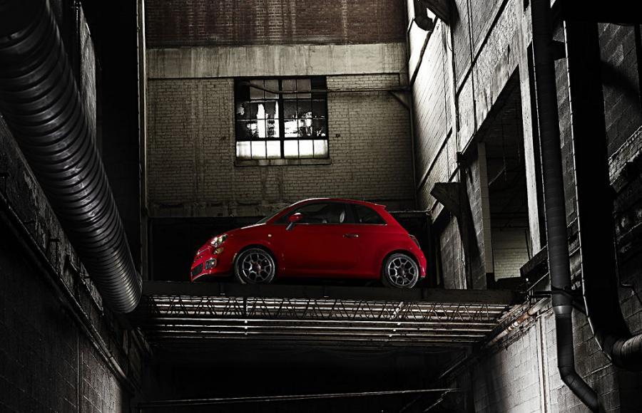 Fiat 500 zdobywa tytuł Top Safety Pick 2011