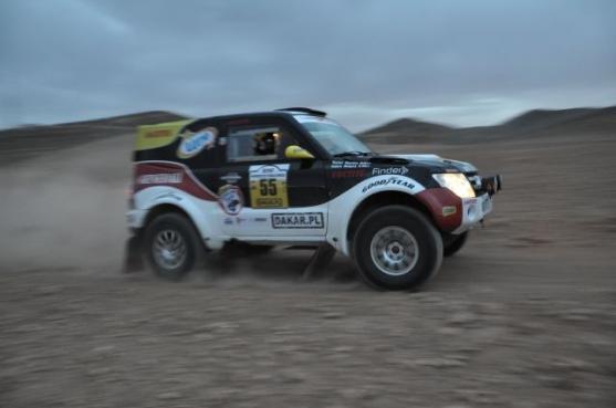 Rajd RMF Morocco Challenge obfituje w przygody