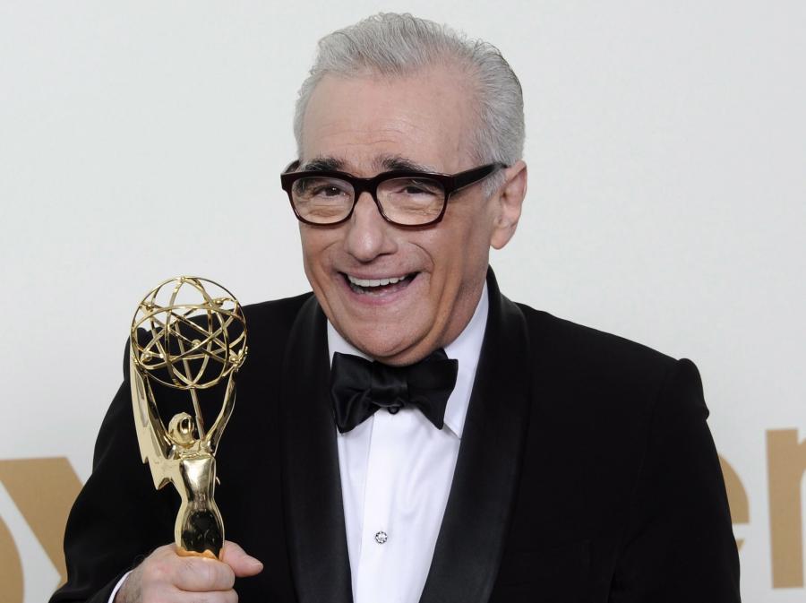 Zdobywca Emmy – Martin Scorsese