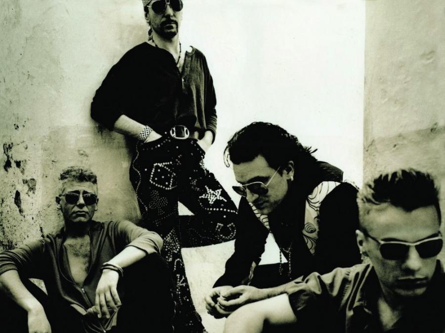 U2 z czasów \