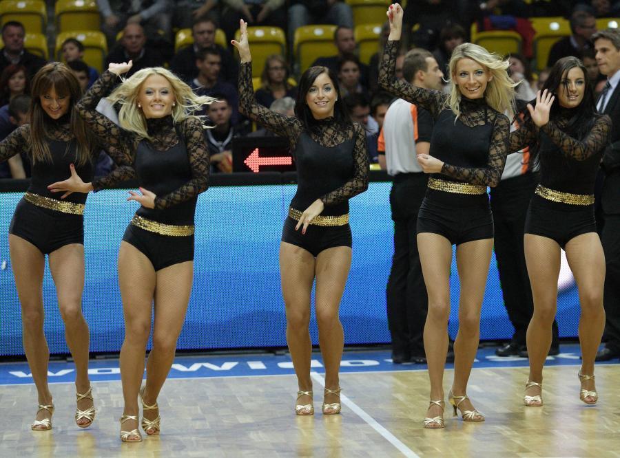 Cheerleaders z Gdyni