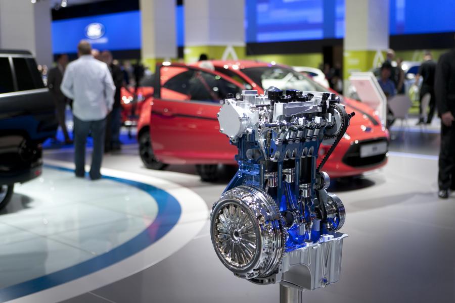 Ford chroni środowisko