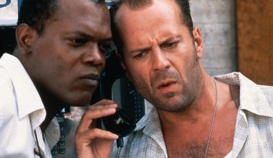 """Bruce w """"Szklanej pułapce III"""""""