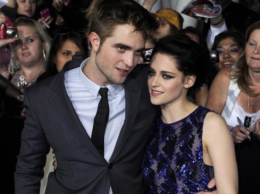 Kirsten Stewart i Robert Pattinson: saga o wampirach bardzo ich do siebie zbliżyła.