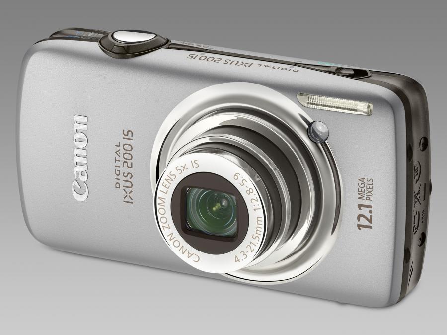 Nowy, dotykowy kompakt od Canona