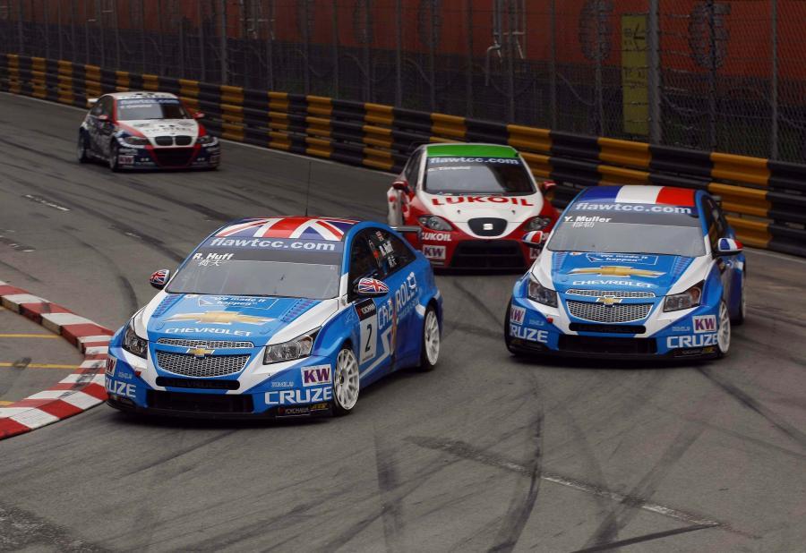 Walka o mistrzostwo rozegrała się podczas wyścigów w Macau