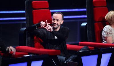 """Udział Nergala w """"The Voice of Poland"""" spotkał się z oburzeniem i licznymi protestami"""