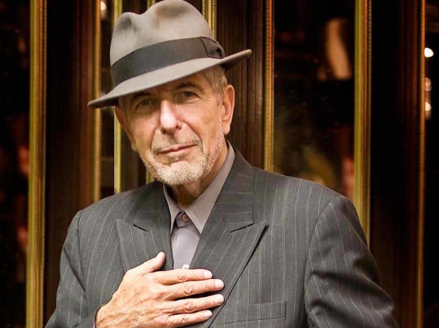 Leonard Cohen po ośmiu latach wydaje nowy album