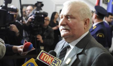 Wałęsa przyznaje: Nie byłem mężem, byłem rewolucjonistą