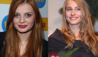 Julia Rosnowska i Weronika Humaj