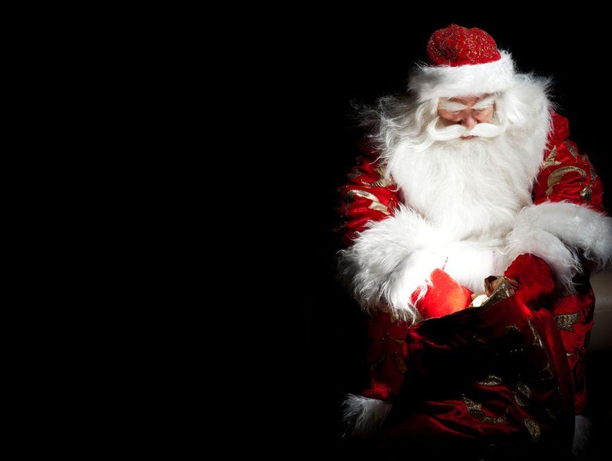 Mikołaj może schować sanie do szopy. Potrzebować będzie kaloszy