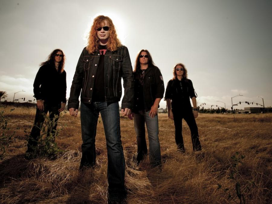 Megadeth gwiazdą Metalfest 2012
