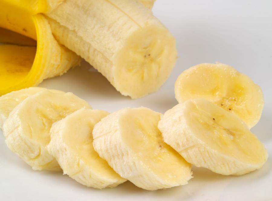 5. Jedz banany