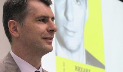 Michaił Prochorow obiecuje, że jeśli zostanie prezydentem, uwolni Michaiła Chodorkowskiego