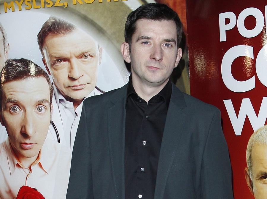 Jacek Borusiński jedną nogą w filmie, a drugą na scenie
