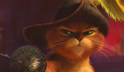 """""""Kot w butach"""" jużna DVD"""