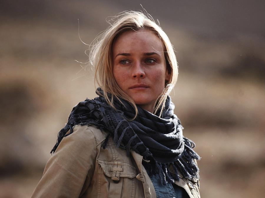 Komandosi ratują Diane Kruger