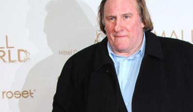 Gérard Depardieu zagra bohatera głośnej afery