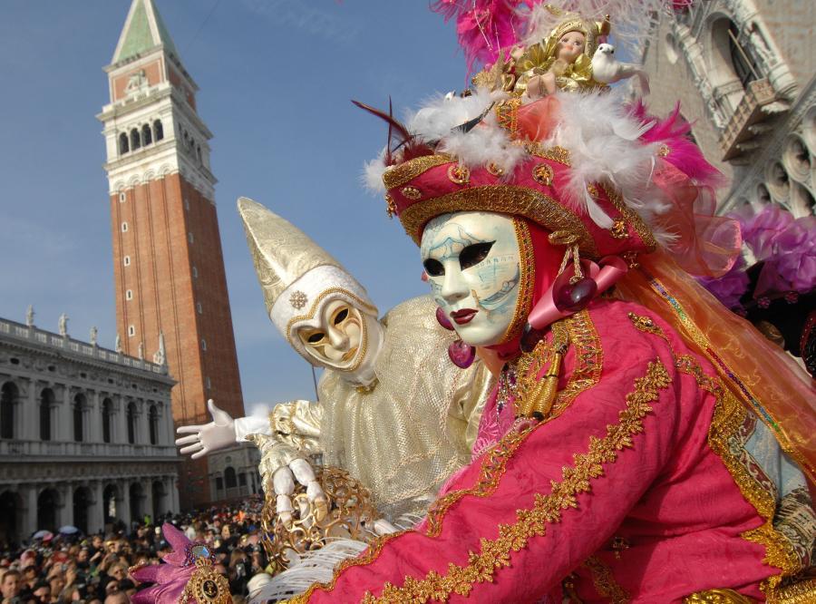 Ruszył karnawał w Wenecji