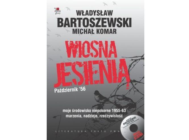 Okładka książki Właysława Bartoszewskiego \