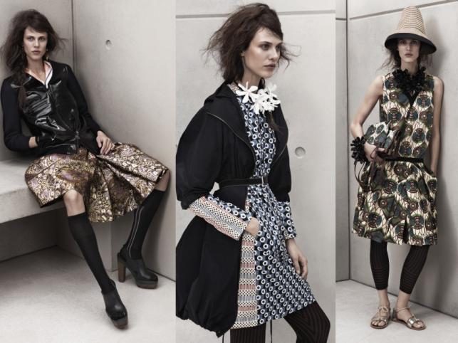 Kolekcja Marni dla H&M - wiosna 2012