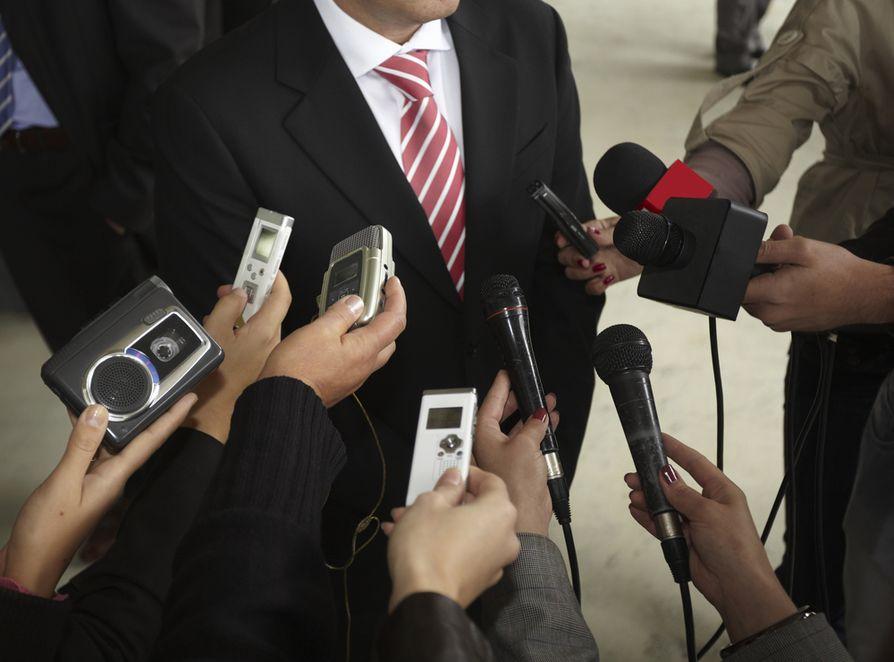 Dziennikarze