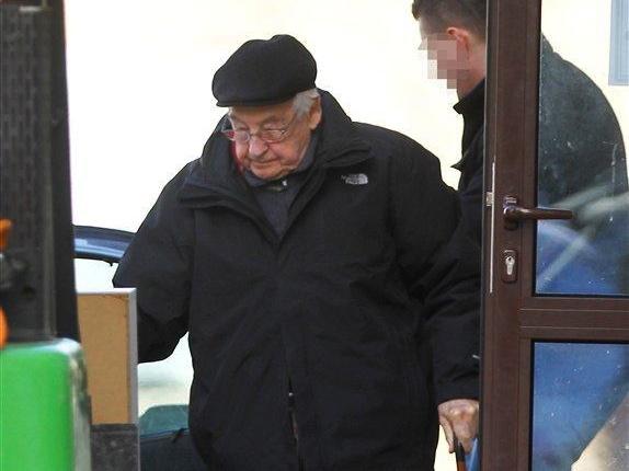Andrzej Wajda odwiedził swoją szkołę filmową