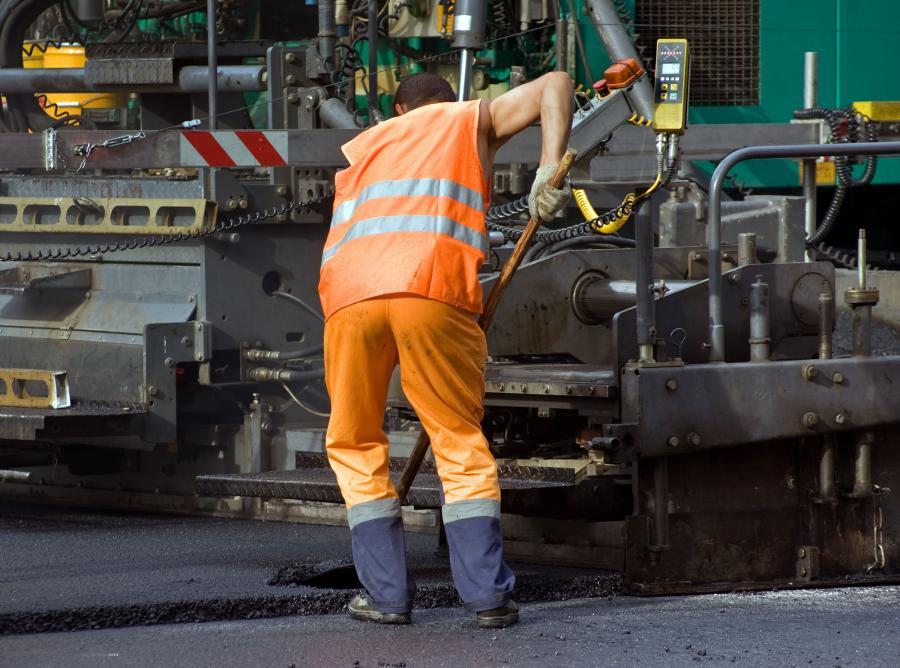 droga budowa asfalt