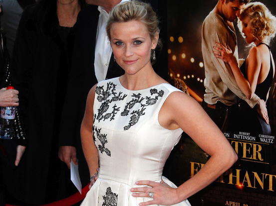 3. Reese Witherspoon (3,90 dol.)