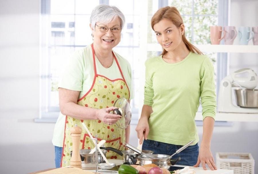 Mama czy teściowa – której kuchnię wolisz?