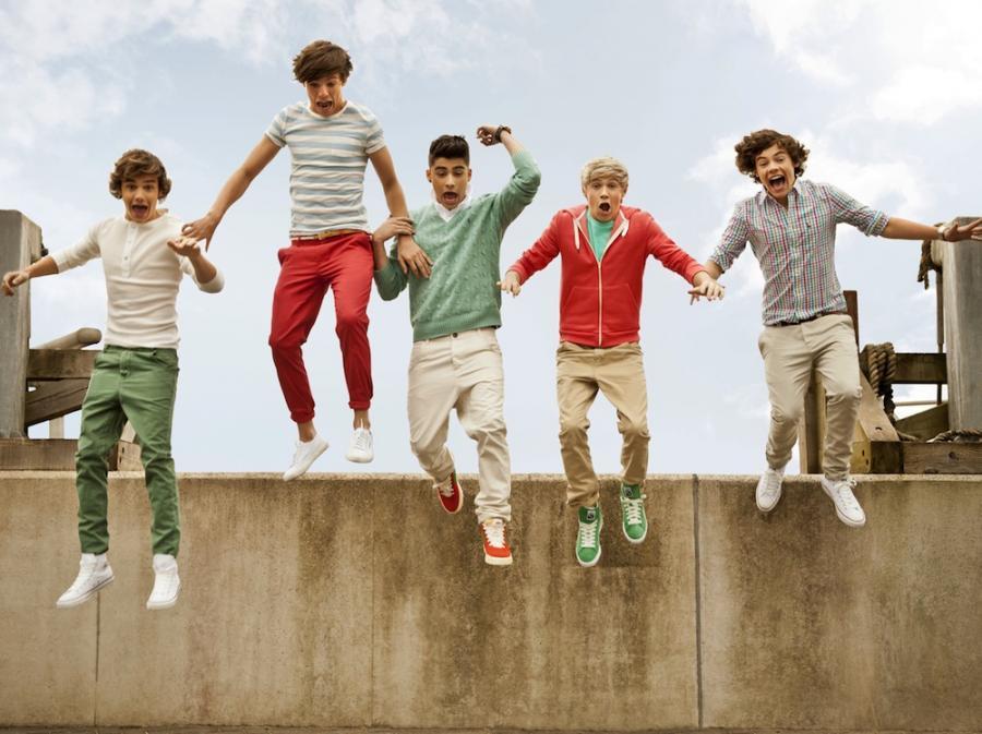 Drugie One Direction w tym roku