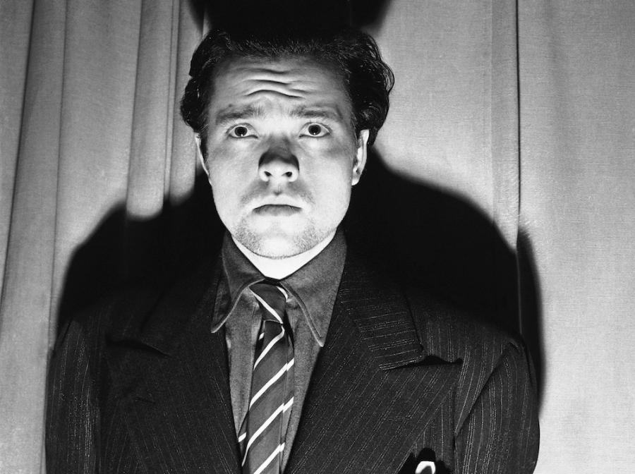 Orson Welles w 1938 roku