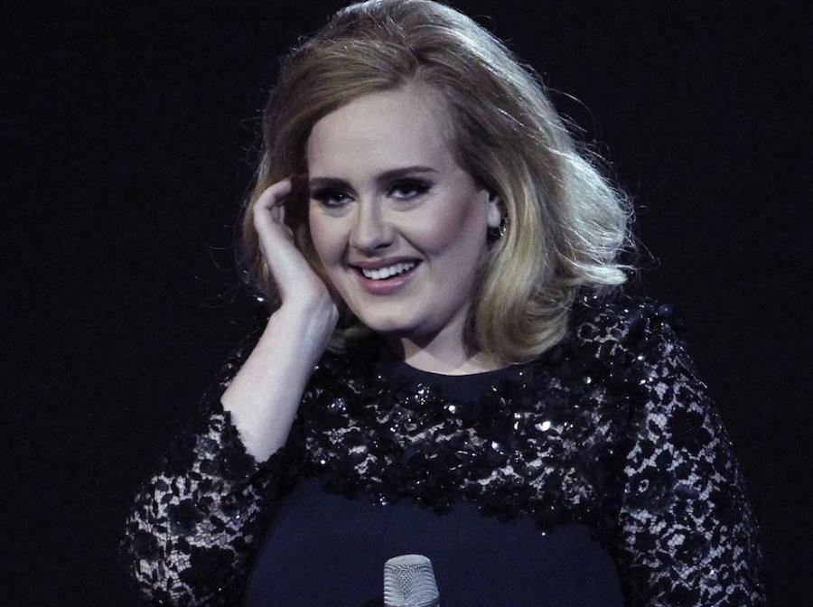 Wszyscy chcą śpiewać z Adele