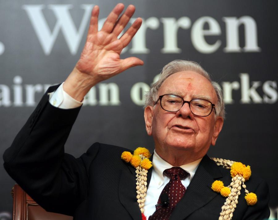 Warren Buffett wyznał, że choruje na raka