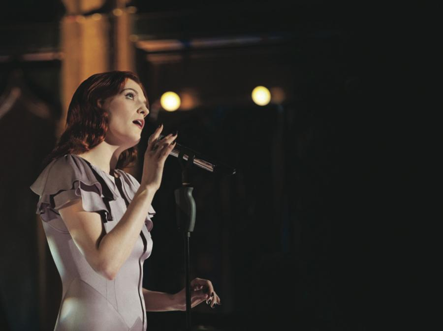 Florence Welch wystąpiła w cyklu MTV Unplugged