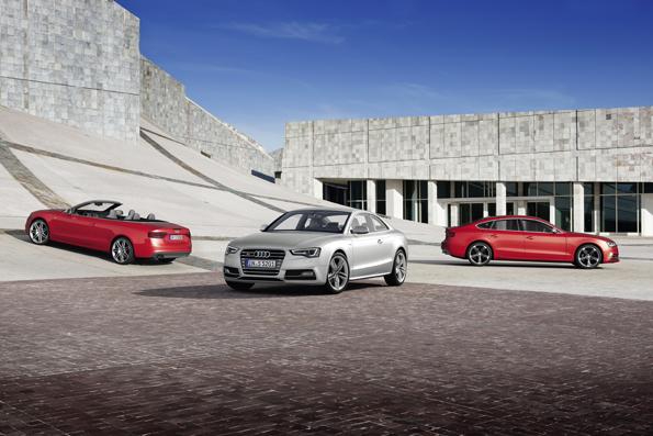 Audi A5/S5 - pierwsze miejsce w klasie średniej