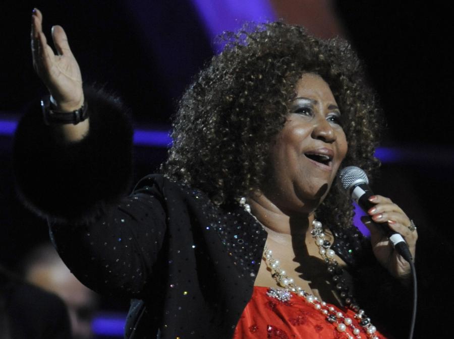 Aretha Franklin doczekała sięfilmowej biografii