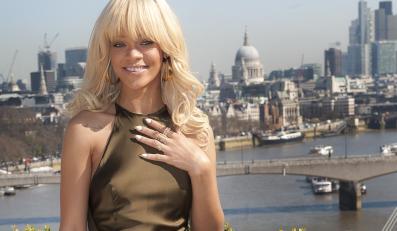 "Rihanna promuje ""Battleship: Bitwa o Ziemię"""