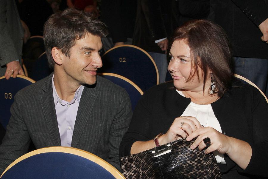 Tomasz Kammel i Katarzyna Niezgoda