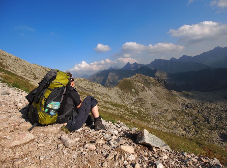 Świetna pogoda w Tatrach