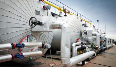 Instalacja gazowa - zdjęcie ilustracyjne