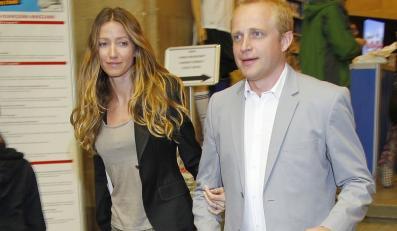 Piotr Adamczyk i Kate Rozz