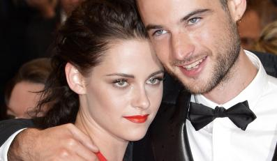 Kristen Stewart i Tom Sturridge na festiwalu w Cannes