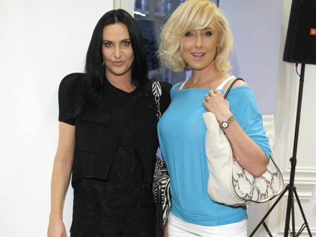 Kayah i Agata Młynarska