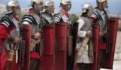 Rzymscy legści (zdjęcie ilustracyjne)