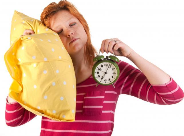 Za mało snu = problemy ze zdrowiem